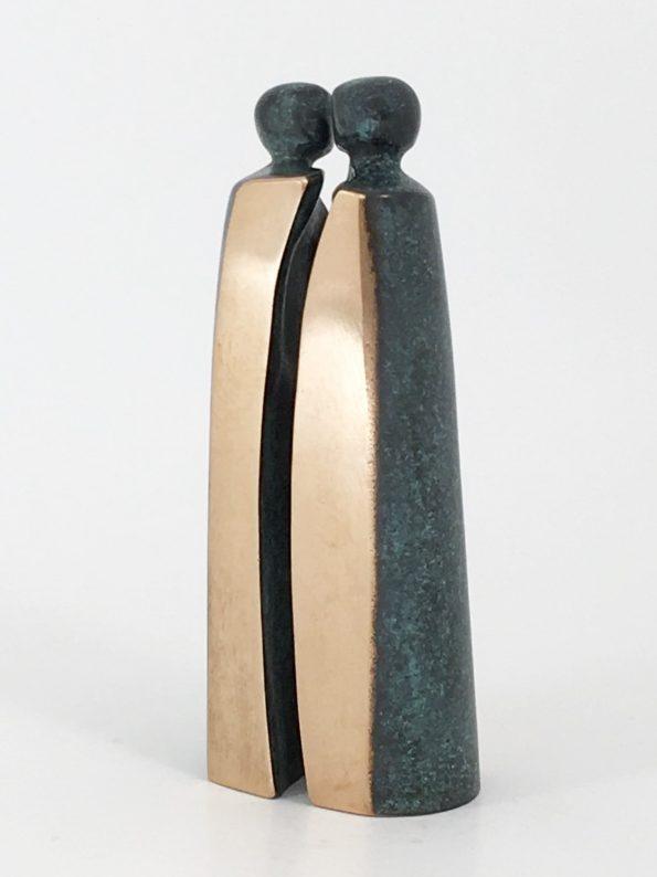 ENHED - ægte bronze