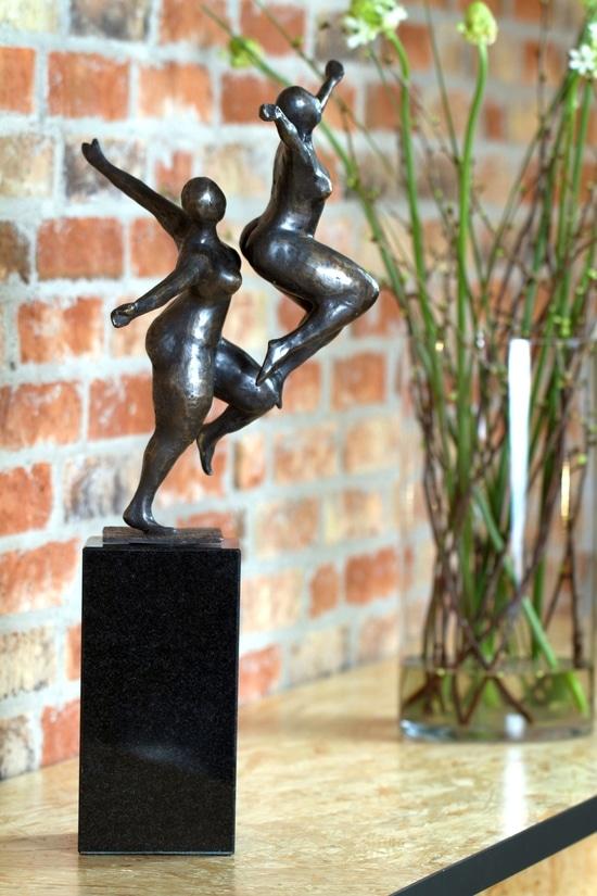 FREEDOM - ægte bronze