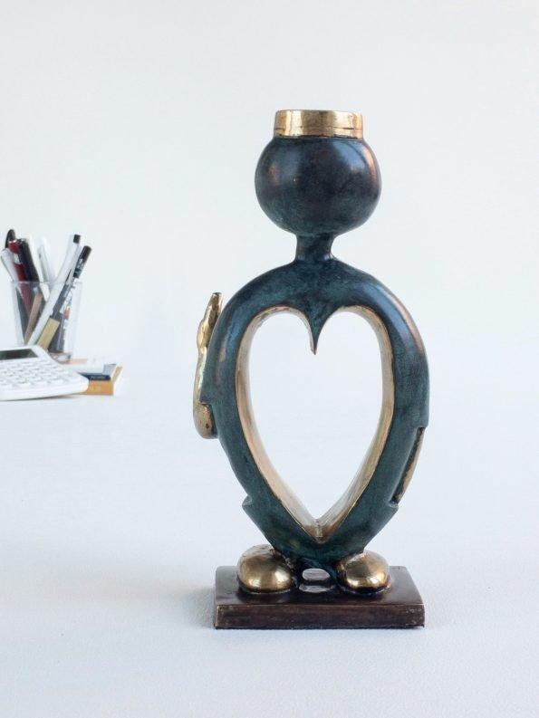 STUDENTEN - ægte bronze